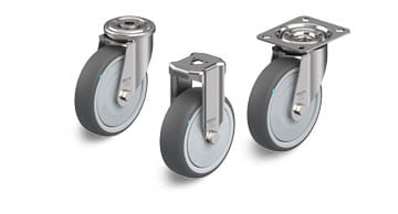 PATH stainless steel wheels and castors