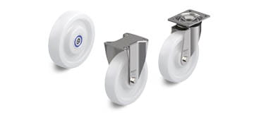 SPO stainless steel wheels and castors