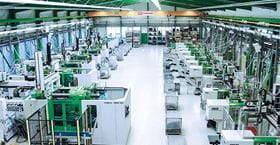 Plastic Injection Moulding Facility